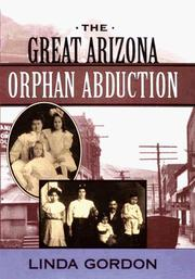 Cover of: The great Arizona orphan abduction
