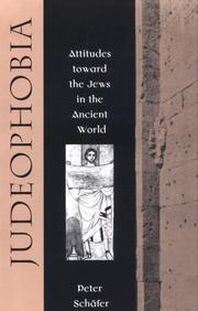 Cover of: Judeophobia