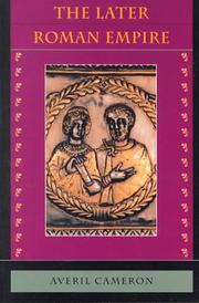 Cover of: The Later Roman Empire