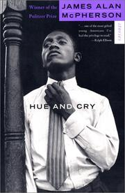 Cover of: Hue and cry