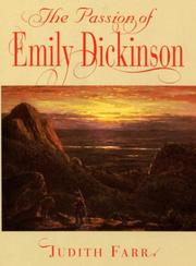 Cover of: The Passion of Emily Dickinson