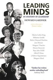 Cover of: Leading minds