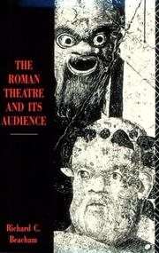 Cover of: The Roman Theatre and its Audience