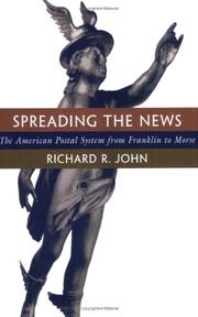 Cover of: Spreading the News