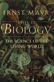 Cover of: This Is Biology