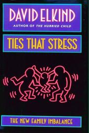 Cover of: Ties That Stress
