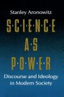 Cover of: Science as power