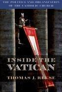 Cover of: Inside the Vatican | Thomas, S.J. Reese