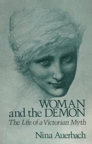 Cover of: Woman and the Demon | Nina Auerbach