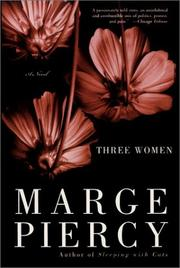 Cover of: Three Women | Marge Piercy