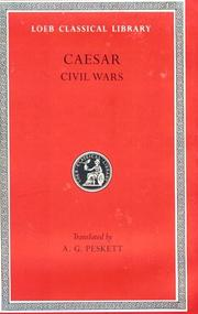 Cover of: The civil wars