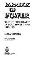 Cover of: Paradox of power