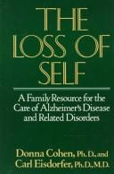 The loss of self by Donna Cohen