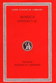 Cover of: Epistles 1-65