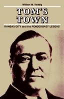 Tom's town by William M. Reddig