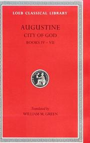 Cover of: Augustine | Augustine of Hippo
