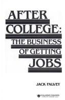 Cover of: After college |