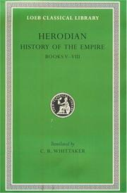 History by Herodian.