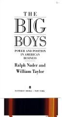 Cover of: The big boys