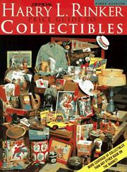 Cover of: Harry L. Rinker The Official Price Guide to Collectibles (Official Rinker  Price Guide to Collectibles)