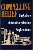 Cover of: Compelling belief | Stephen Arons