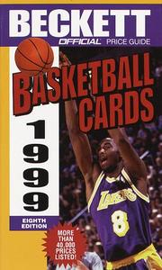 Cover of: Official Price Guide to Basketball Cards 1999, 8th Edition
