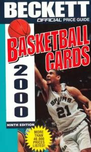 Cover of: Official Price Guide to Basketball Cards 2000
