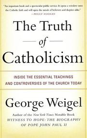 Cover of: The Truth of Catholicism: Ten Controversies Explored
