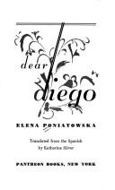 Cover of: Dear Diego