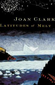 Cover of: Latitudes of melt
