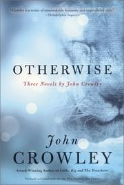 Cover of: Otherwise