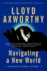 Cover of: Navigating a New World | Lloyd Axworthy