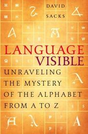 Cover of: Language visible