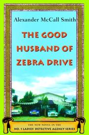 Cover of: The Good Husband of Zebra Drive