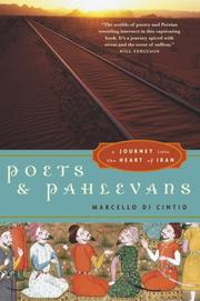 Cover of: Poets and Pahlevans | Marcello Di Cintio