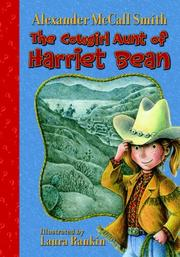 Cover of: The Cowgirl Aunt of Harriet Bean