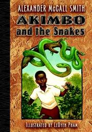 Cover of: Akimbo and the Snakes