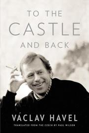 Cover of: To the Castle and Back
