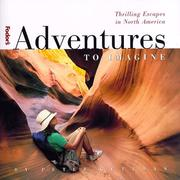 Cover of: Adventures to imagine