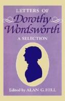 Cover of: Letters of Dorothy Wordsworth: a selection