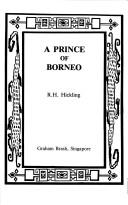 Cover of: prince of Borneo | R. H. Hickling