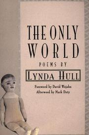Cover of: The only world