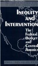 Cover of: Inequity and intervention