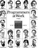 Programmers at work by Susan M. Lammers