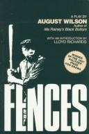Cover of: Fences | August Wilson