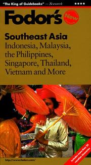 Cover of: Southeast Asia
