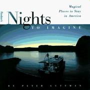 Cover of: Nights to imagine