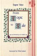 Cover of: From topic to tale | Eugene Vance