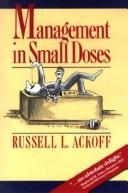 Cover of: Management in small doses