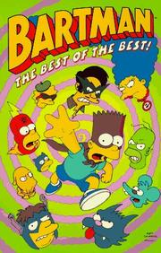 Cover of: Bartman | Matt Groening